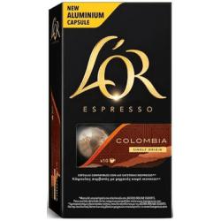 L´OR - CÁPSULAS COMPATIBLES COLOMBIA