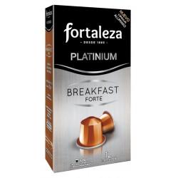 FORTALEZA - PLATINIUM COMPATIBLES BREAKFAST FORTE Caja 10 Cápsulas