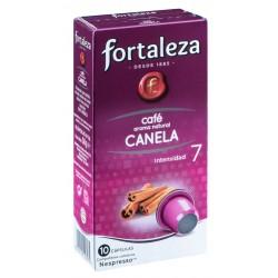 FORTALEZA COMPATIBLES CAFÉ AROMA CANELA